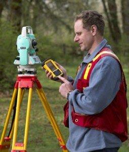 land surveyors